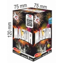 Major 9 ran / 20mm